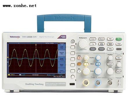 数字示波器tektronix tbs1000 系列 tbs1102b-edu  数字存储,   通道